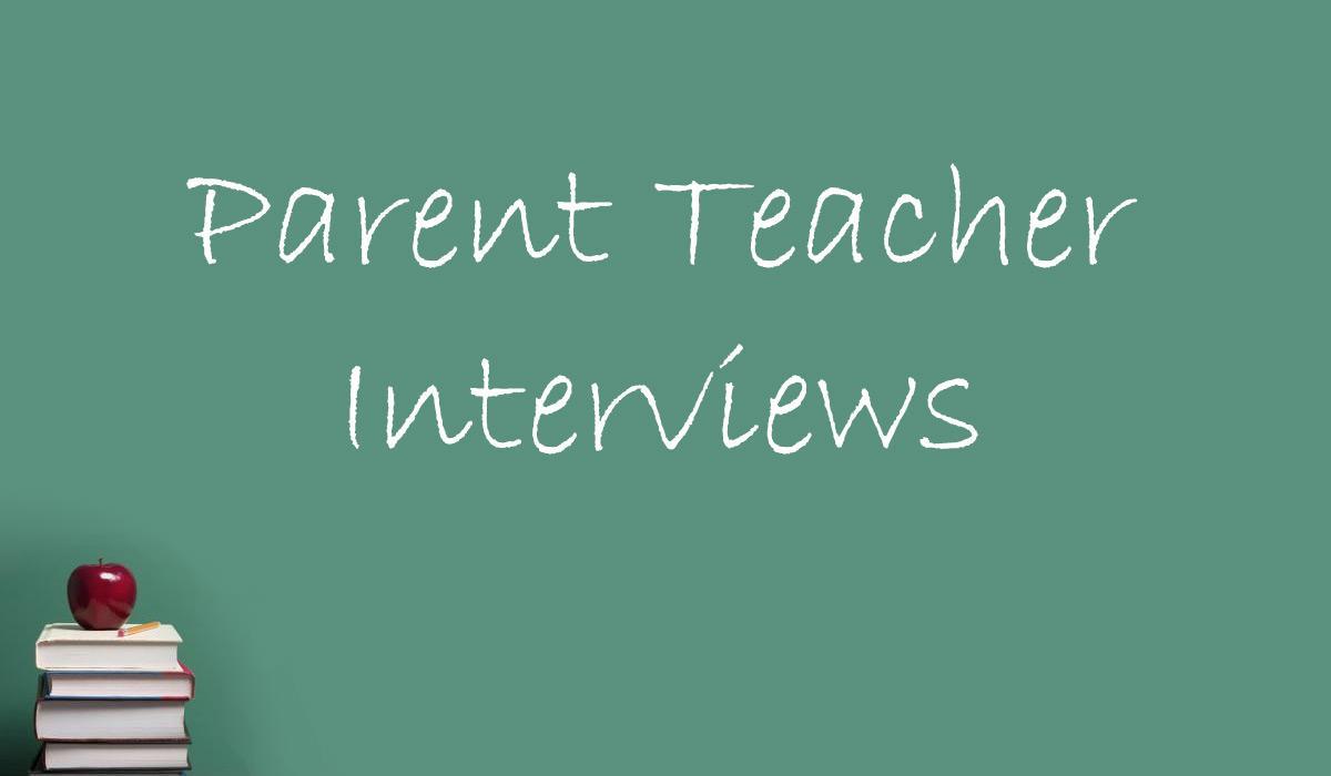Image result for Parent - Teacher Interviews