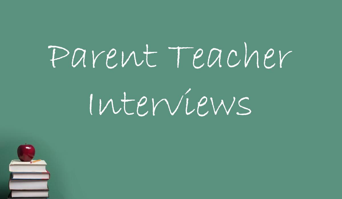 Image result for Parent - Teacher Interviews